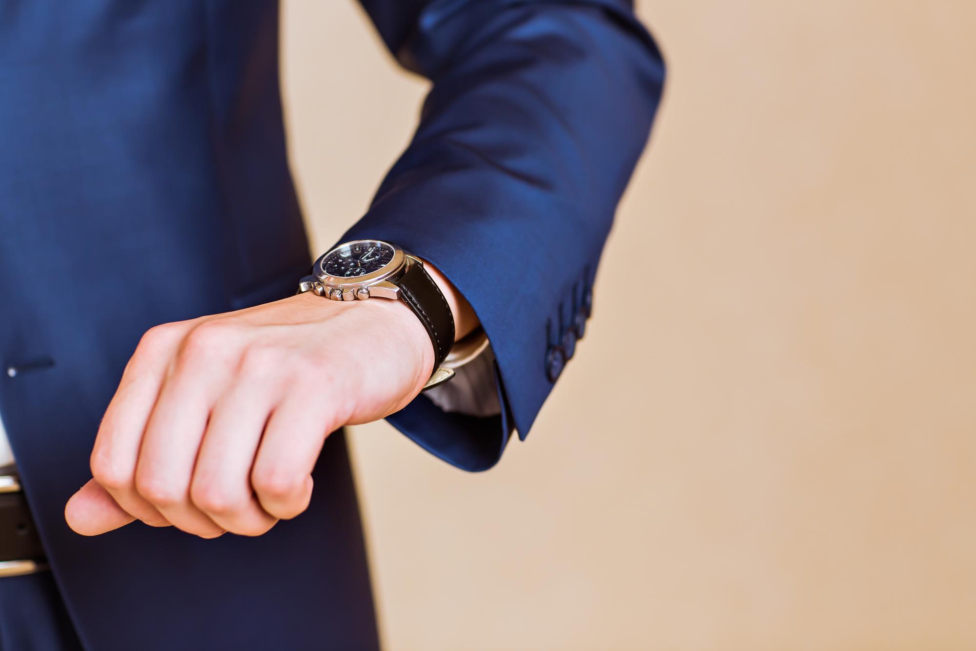 Ure for rigtige mænd – en guide