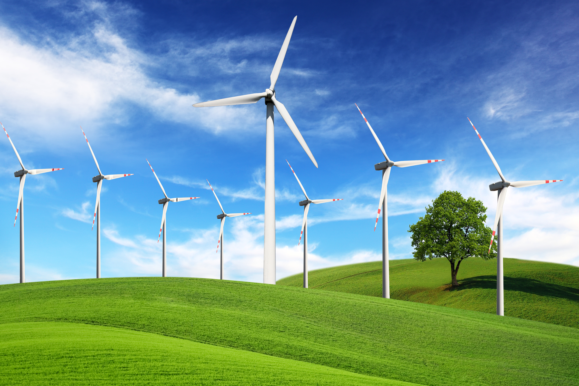 Vindmøller og energi